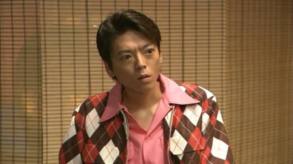 Le même, interprêtant Kosôjaku dans le drama Chiritotechin (2007-2008)
